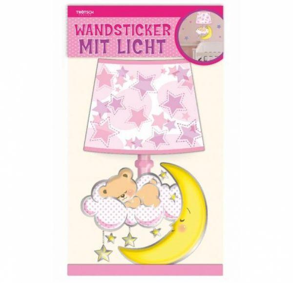 Trösch - Wandsticker mit Licht