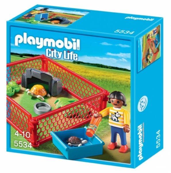 PLAYMOBIL® 5534 - Schildkrötengehege