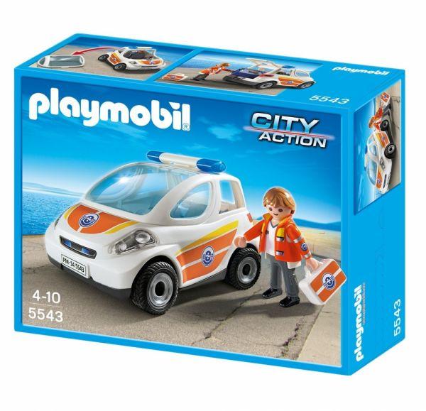 PLAYMOBIL® 5543 - Notarzt-Fahrzeug
