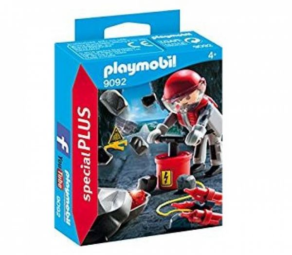 PLAYMOBIL® 9092 - Felssprengung