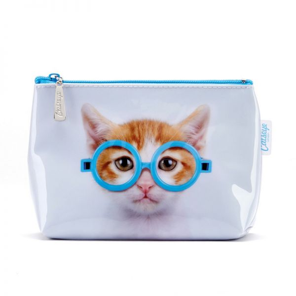 Catseye - Glasses Cat Small Bag