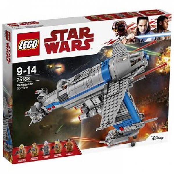 LEGO® Star Wars 75188 - Resistance Bomber