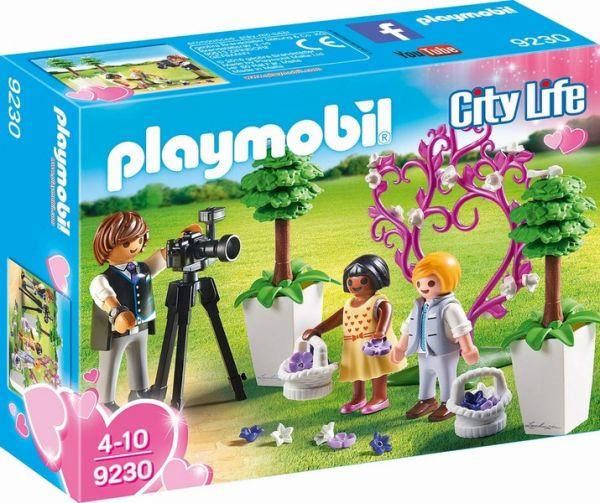 PLAYMOBIL® 9230 - Fotograf mit Blumenkindern