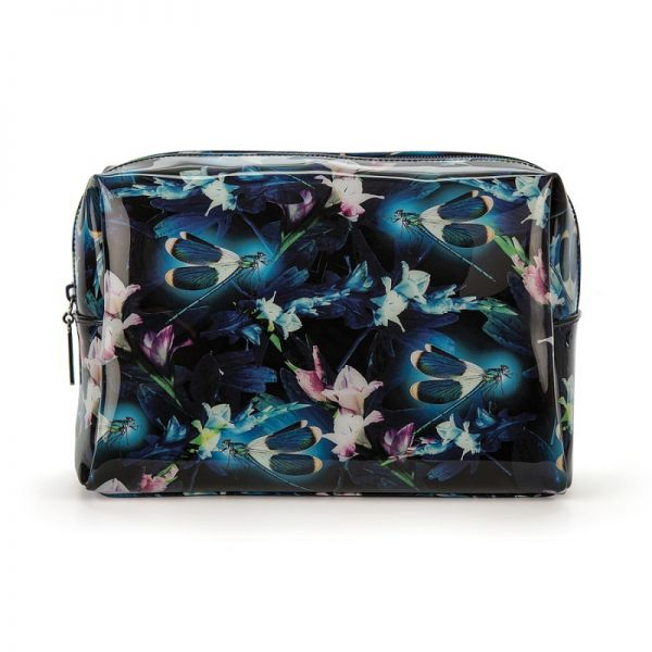 Catseye - Dragonfly Beauty Bag Large