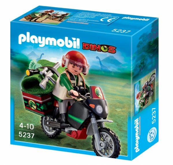 PLAYMOBIL® 5237 - Dinoforscher mit Geländemaschine