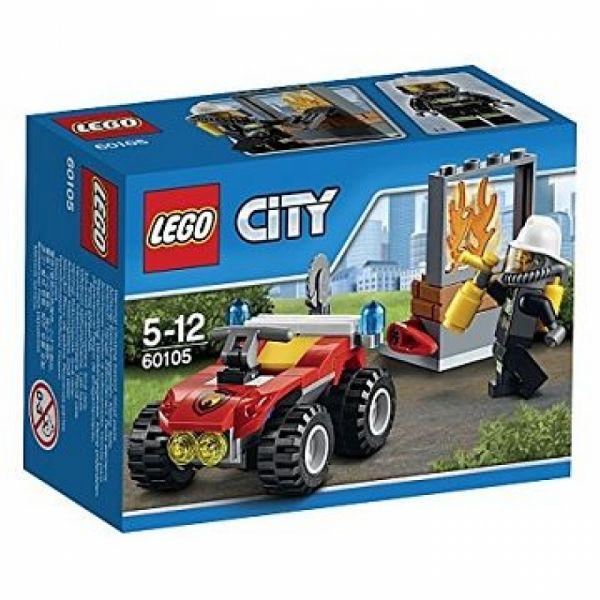 LEGO® City 60105 - Feuerwehr-Buggy