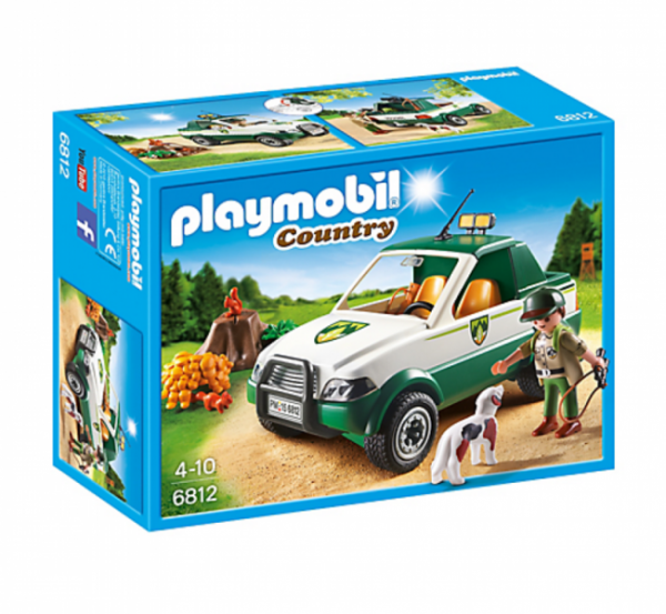 PLAYMOBIL® 6812 - Förster-Pickup