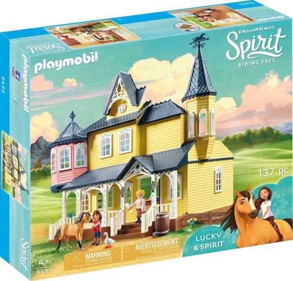 PLAYMOBIL® 9475 - Luckys glückliches Zuhause