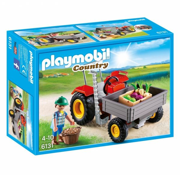 PLAYMOBIL® 6131 - Ladetraktor