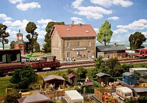 FALLER 110122 - Bahnhof Sonnheide, Spur H0