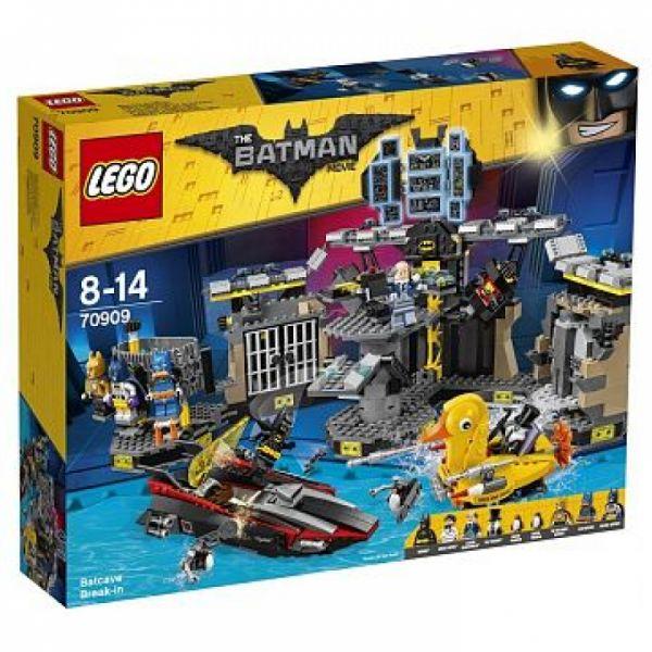 LEGO® The Batman Movie 70909 - Batcave-Einbruch