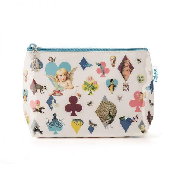 Catseye - Hearts and Cherubs Small Bag