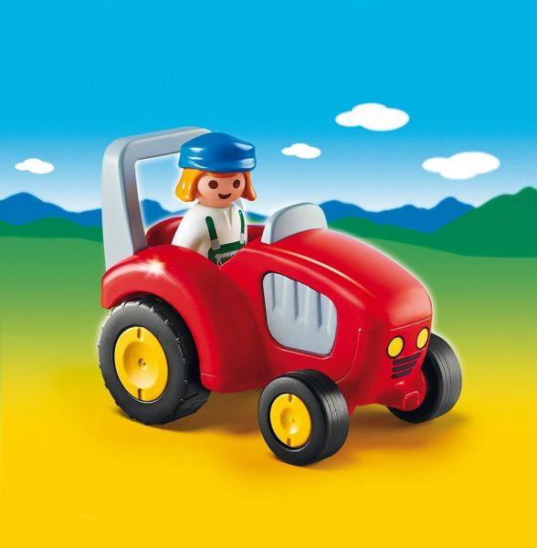 PLAYMOBIL® 6794 - Traktor