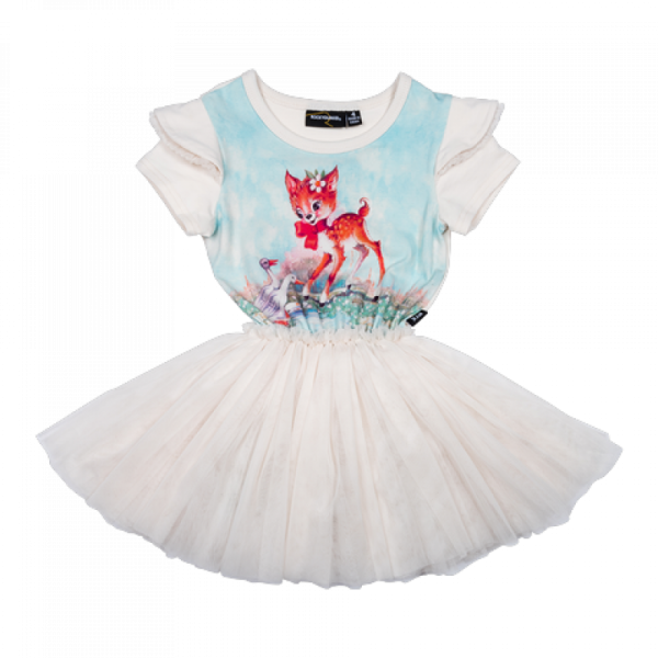 Rock your Baby - Kleid mit Tulle Doe a Deer