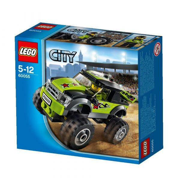 LEGO® City 60055 - Monster Truck