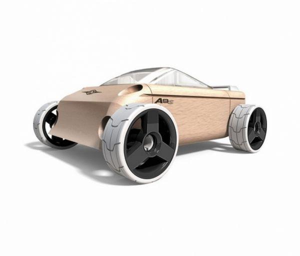 Automoblox™ Mini - A9-S Convertible