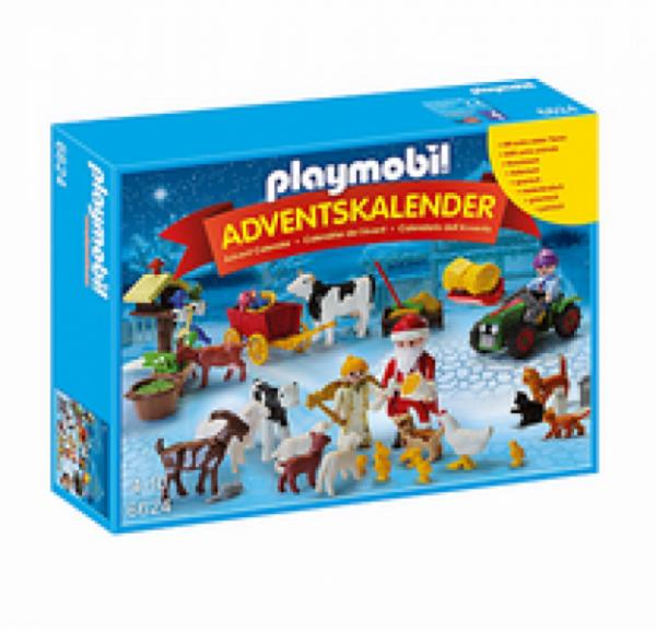 """PLAYMOBIL® 6624 - Adventskalender """"Weihnacht auf dem Bauernhof"""""""