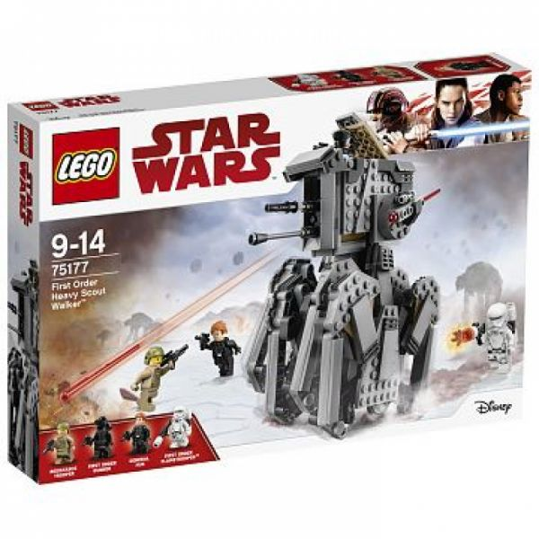 LEGO® Star Wars 75177 - First Order Heavy Scout Walker