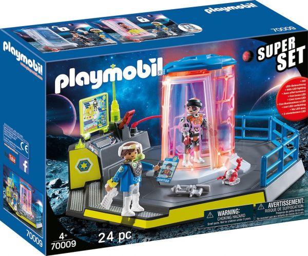 PLAYMOBIL® 70009 - SuperSet Galaxy Police Gefängnis