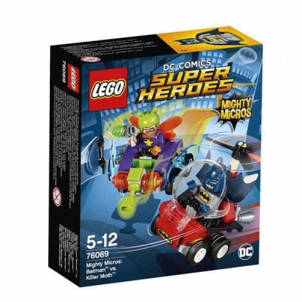 LEGO® Super Heroes 76069 - Mighty Micros: Batman vs. Killer