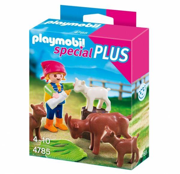 PLAYMOBIL® 4785 - Mädchen bei Ziegen