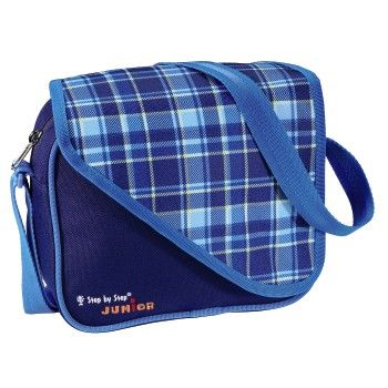 "Step by Step - JUNIOR Kindergartentasche ""Alpbag Boys"", Ocean Check"