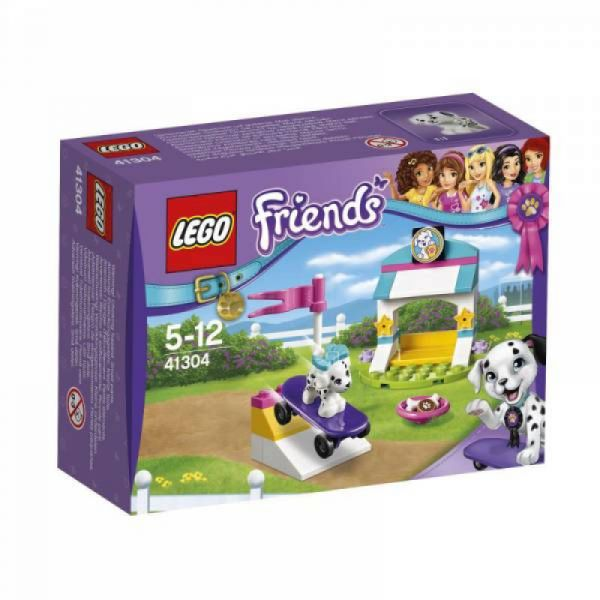 LEGO® Friends 41304 - Welpenpark