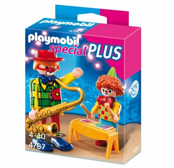 PLAYMOBIL® 4787 - Musik-Clowns
