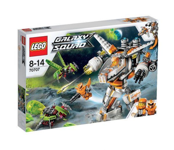 LEGO® Galaxy Squad 70707 - Super Mech