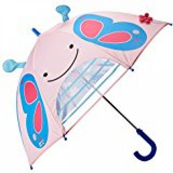 Skip Hop - Kinder- Regenschirm, Schmetterling