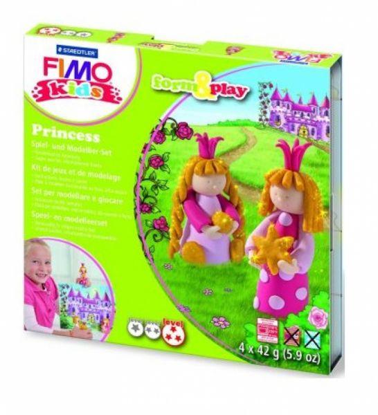 Staedtler - Fimo Kids Form & Play Set Princess